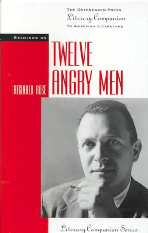 9780737703146: Readings on Twelve Angry Men (Literary Companion Series)