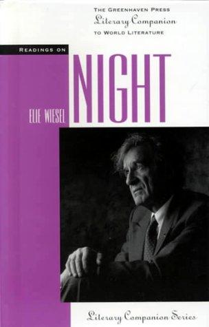 Literary Companion Series - Night (hardcover edition): Mass, Wendy