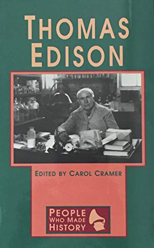 9780737704273: Thomas Edison (People Who Made History)
