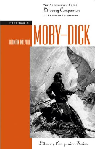 9780737704426: Moby Dick (Literary Companion Series)