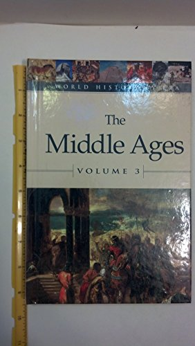 9780737707212: World History by Era - Vol. 3 The Middle Ages (hardcover edition)