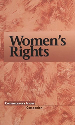 9780737708493: Contemporary Issues Companion - Women's Rights (hardcover edition)