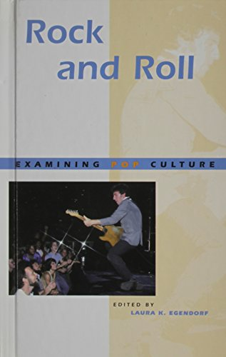 9780737708639: Rock and Roll (Examining Pop Culture)