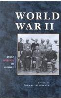 9780737708790: World War II (Greenhaven Press's Great Speeches in History)