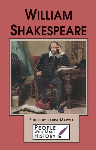 9780737709018: William Shakespeare (People Who Made History)