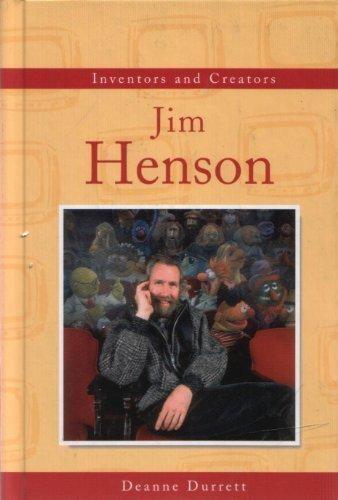 9780737709964: Inventors and Creators - Jim Henson