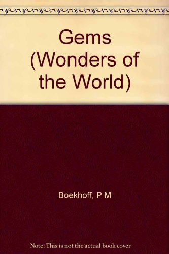 9780737710281: Wonders of the World - Gems