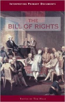 9780737710816: Interpreting Primary Documents - The Bill of Rights (paperback edition)