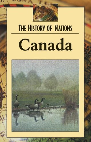9780737711929: Canada (History of Nations)