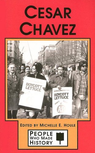 9780737712995: Cesar Chavez (People Who Made History)