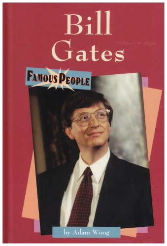9780737714005: Bill Gates (Famous People)