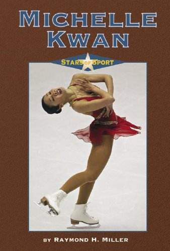 9780737715408: Michelle Kwan (Stars of Sports)