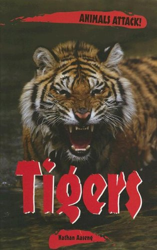 9780737715453: Tigers (Animals Attack!)
