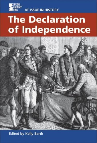 9780737715750: The Declaration of Independence (At Issue in History)