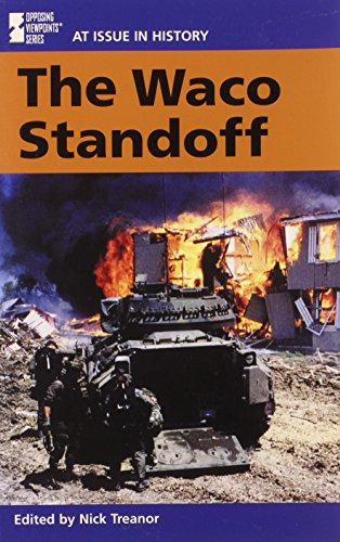 9780737717280: The Waco Standoff (At Issue in History)