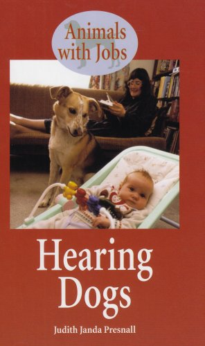 9780737718263: Hearing Dogs (Animals with Jobs)