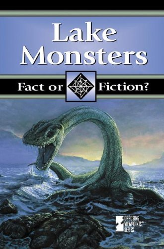 9780737718942: Fact or Fiction? - Lake Monsters (hardcover edition)