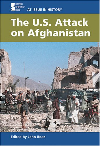 9780737719833: At Issue in History - The U.S. Attack on Afghanistan