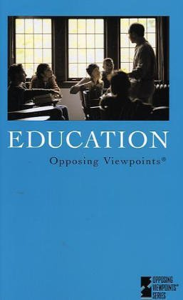 9780737722291: Opposing Viewpoints Series - Education (paperback edition)
