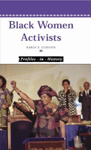 Black Women Activists: Karin S. Coddon