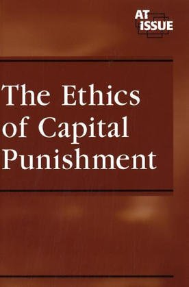 a look at the issues of whether capital punishment should be used on criminals or not The death of the death penalty why the era of capital punishment is ending by david von drehle  the case of dzhokhar tsarnaev absorbed americans as no death-penalty drama has in years.