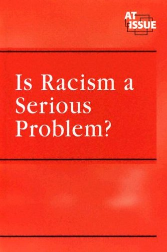 Is Racism a Serious Problem?: Jeff Plunkett