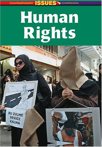 9780737724592: Human Rights (Contemporary Issues Companion (Paperback))