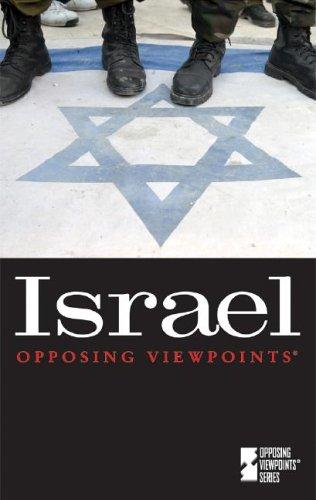 Israel (Opposing Viewpoints): John Woodward