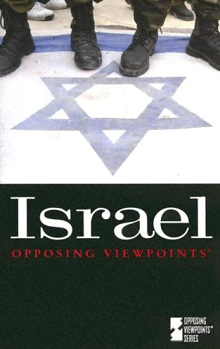 Israel (Opposing Viewpoints): Woodward, John