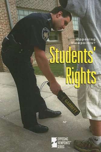 9780737730890: Student's Rights (Opposing Viewpoints)