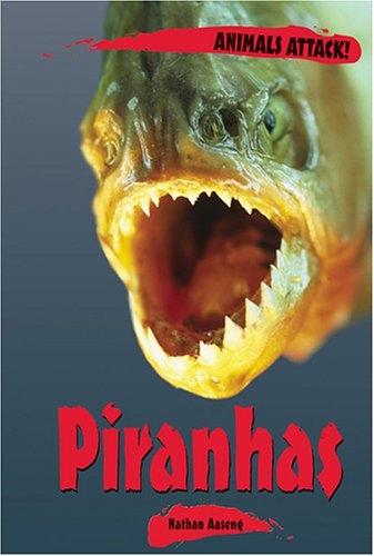 9780737731309: Piranha (Animals Attack)