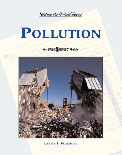 9780737731989: Pollution (Writing the Critical Essay)