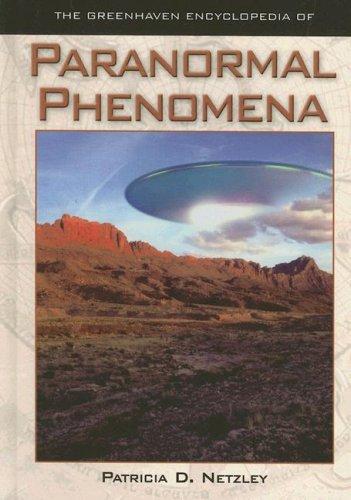 9780737732146: The Greenhaven Encyclopedias Of - Paranormal Phenomena