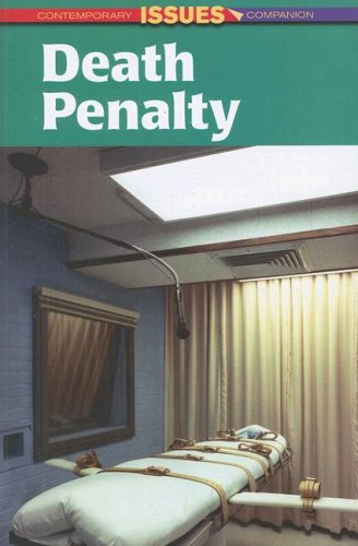 9780737732504: Death Penalty (Contemporary Issues Companion)