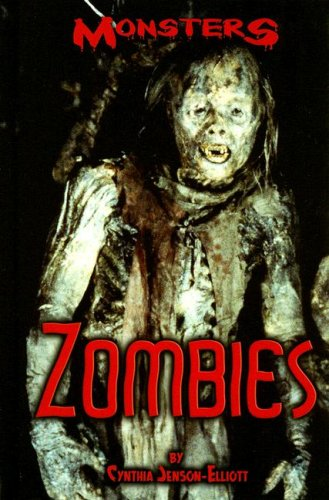 9780737735574: Zombies (Monsters (Kidhaven Press))