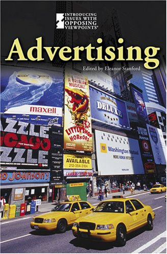 9780737735727: Advertising (Introducing Issues with Opposing Viewpoints)