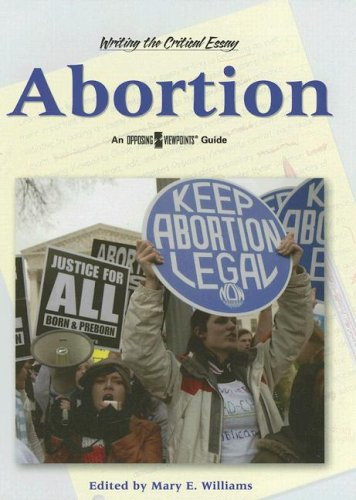 9780737735765: Abortion (Writing the Critical Essay)
