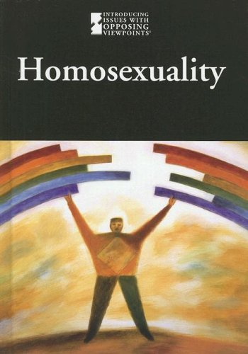 9780737738520: Homosexuality (Introducing Issues With Opposing Viewpoints)