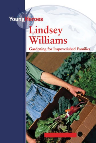 Lindsey Williams (Young Heroes (Kidhaven)): Michelle E. Houle