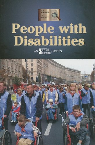 People With Disabilities (History of Issues): Laney, Dawn