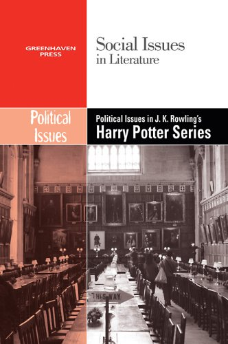 9780737740226: Political Issues in J.k. Rowling's Harry Potter Series (Social Issues in Literature)