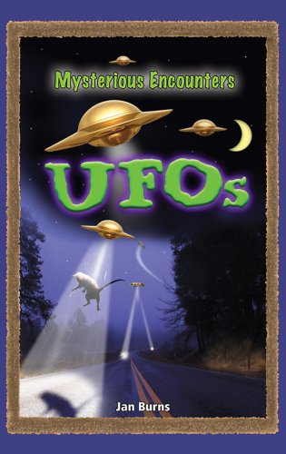 9780737740486: UFOs (Mysterious Encounters)