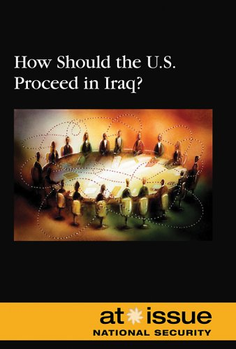 How Should the U.S. Proceed in Iraq?: Dudley, Bill