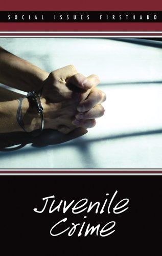 9780737743876: Juvenile Crime (Social Issues Firsthand)