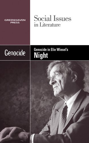 an introduction to the issue of genocide in night Introduction genocide is a term used to describe violence against members of a national, ethnic  despite such ongoing issues.