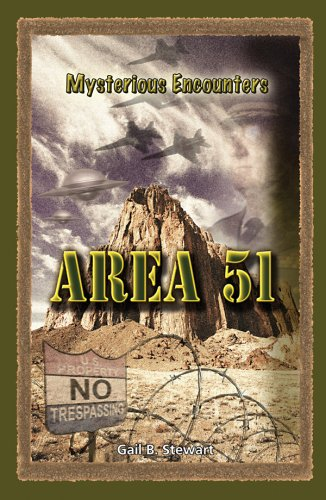 Area 51 (Mysterious Encounters): Stewart, Gail B