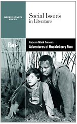 Race in Mark Twain's Adventures of Huckleberry Finn (Social Issues in Literature): Johnson, ...