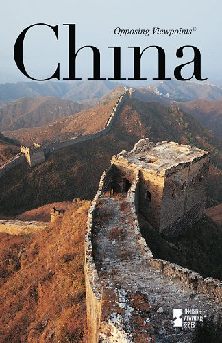 9780737747652: China (Opposing Viewpoints)