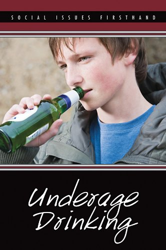 9780737747997: Underage Drinking (Social Issues Firsthand)