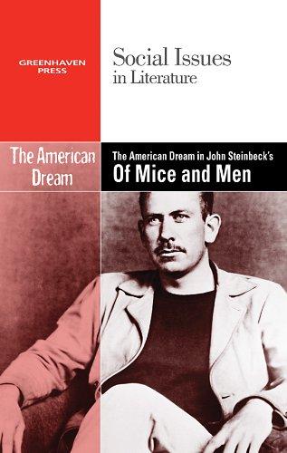 The American Dream in John Steinbeck's of: Greenhaven Press